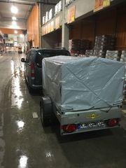Vermietung - 750kg PKW- Anhänger - Umzug