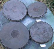 4x Kochplatten für Elektroherd - Ersatzteile