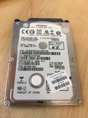 320GB Notebook SATA