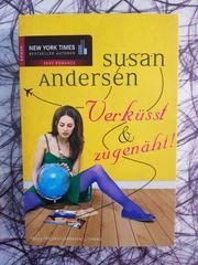 Susan Andersen Verküsst zugenäht
