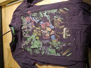Marvel T-Shirt Kindergröße