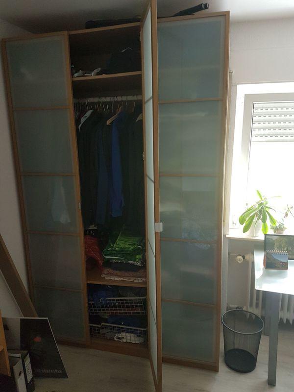 Tolle Pax Kleiderschrank Rahmen Galerie - Badspiegel Rahmen Ideen ...
