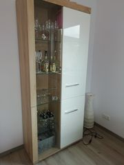 Wohnzimmer Schrankwand