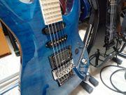 E-Gitarrist sucht Band