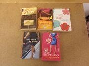5 lustige Taschenbücher