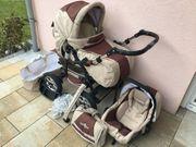 Bergsteiger Kinderwagen Sorglospaket