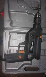 Schlagbohrmaschine Power TEC Elektronik mit