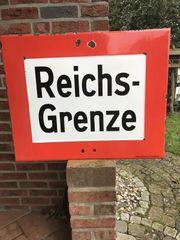 Emailschild Reichsgrenze