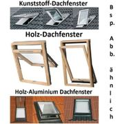 Dachbodenfenster Wohn-Dachfenster - Holz- Kunststoff- Holz-Alu-Dachfenster