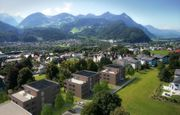 Obdorfpark Bludenz Exklusive 3-Zimmer-Terrassenwohnung in