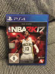 NBA2K17 für die PS4 Playstation