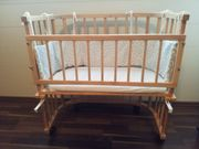 Beistellbett Baby Nestchen Bett babybay