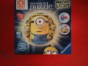 minions 3 Puzzleball