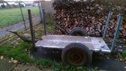 Holzanhänger, Holztransportanhänger, Rückewagen,