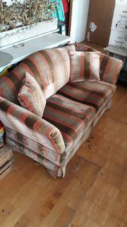 Verkaufe antikes Sofa