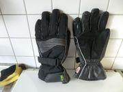 HG- Motorrad-Handschuhe Gr 10 Leder