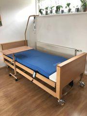 Pflegebett Modell ARMINIA