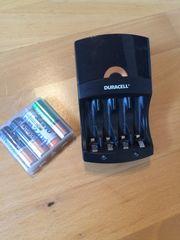 Duracell Ladegerät für Batterien