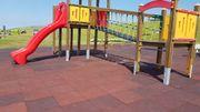 Fallschutzplatten Fallschutzmatten Spielturm