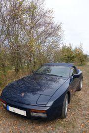 Porsche 944 S2 Cabrio zu