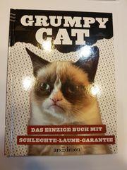 Literatur Buch Grumpy Cat das
