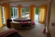Sauna Whirlpool Wellness Urlaub Ferienwohnung