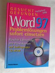 Vintage - Computer - Word 97 Problemlösungen