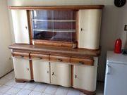Alter Vintage Küchenschrank
