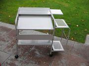 NEUW-IKEA-KRISTER-COMPUTER-TISCH-PC-TOWER-METALLTISCH-NP 79 --FP 35 --