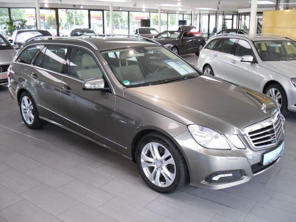 Mercedes-Benz E » Mercedes E-Klasse