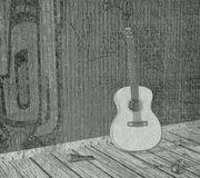Kinder-Gitarrenunterricht im