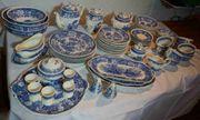 Villeroy Boch Burgenland blau umfangreiches