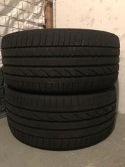 2 sommerreifen Bridgestone 275 40
