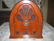 WBR-928, Radio