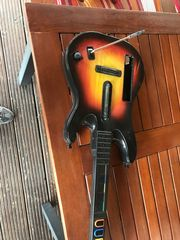 Wii Gitarre