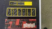Dominospiel DDR mit Gelben Steinen