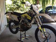 Motorrad Husqvarna FE 450 Enduro