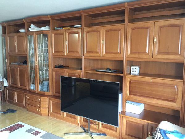 wohnzimmer anbauwand gebraucht kaufen nur 4 st bis 65. Black Bedroom Furniture Sets. Home Design Ideas