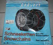 Titan Schneeketten