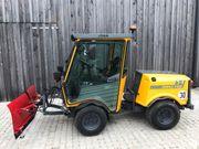 Stiga Belos Kleintraktor Geräteträger Diesel