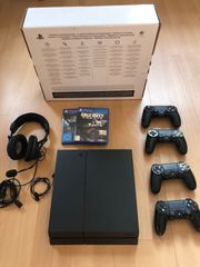 PlayStation 4 slim 1TB Mega