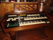 Wurlitzer Orgel