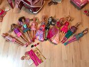 Barbiepuppen und Steffipuppen