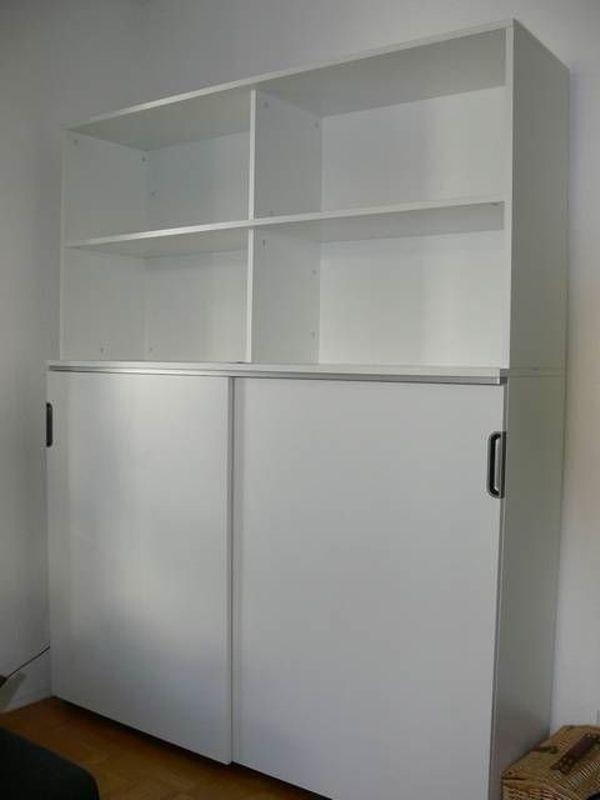 Büromöbel weiß ikea  Ikea Galant Büroschrank in Ludwigshafen - Büromöbel kaufen und ...