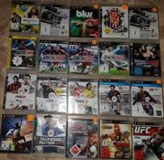 ps2 ps3 PSP spiele
