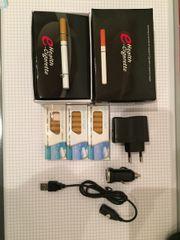 E-Zigarette mit