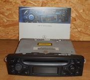 Original Mercedes Autoradio Becker Audio