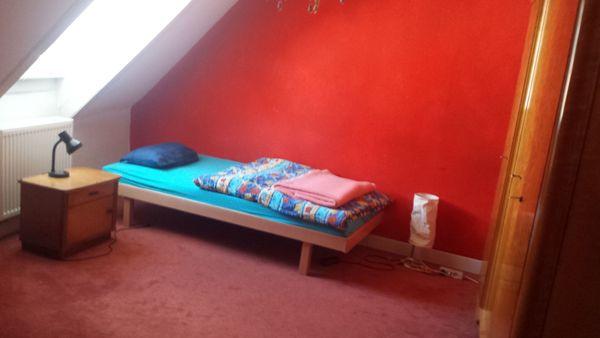 Mitbewohnerin gesucht 2 verbundene Zimmer