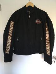 Harley-Davidson Nylonjacke Complete Gr L