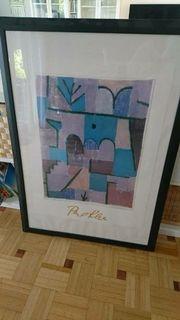Paul Klee Druck